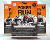 Graphic Design Contest Entry #42 for Inuagural poker run flyer