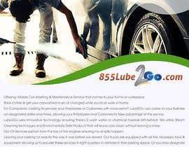 Nro 2 kilpailuun Design a Flyer käyttäjältä maidang34