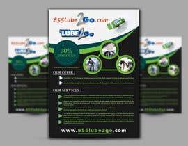 Nro 27 kilpailuun Design a Flyer käyttäjältä tofail44