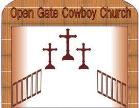 #14 for Design a Logo For A Cowboy Church by avi8867