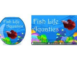 #23 for Logos and Channel Art - Fish Life Aquatics by Aerozef