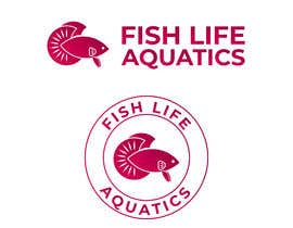 #8 for Logos and Channel Art - Fish Life Aquatics by abdoumansouri