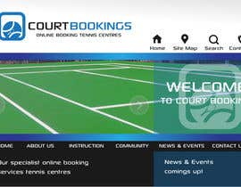 #191 untuk Corporate Identity Design for Courtbookings.com.au oleh danumdata