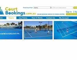 #166 for Corporate Identity Design for Courtbookings.com.au af santarellid