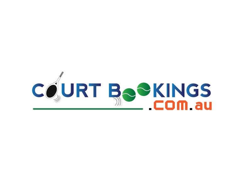 Inscrição nº 11 do Concurso para Corporate Identity Design for Courtbookings.com.au