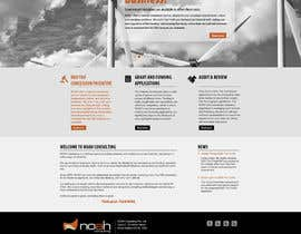 #15 for Website Design for NOAH Consulting af faflok