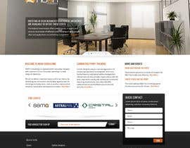 #82 para Website Design for NOAH Consulting por Pavithranmm