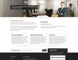 #20 para Website Design for NOAH Consulting por Pavithranmm