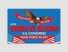 #33 for Design a Political Campaign Sign by murugeshdecign