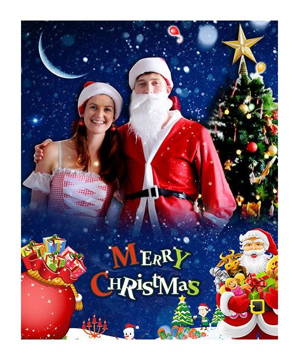 Inscrição nº                                         42                                      do Concurso para                                         Family Christmas Card - Have fun with it!