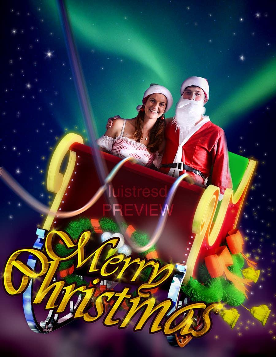 Inscrição nº                                         18                                      do Concurso para                                         Family Christmas Card - Have fun with it!