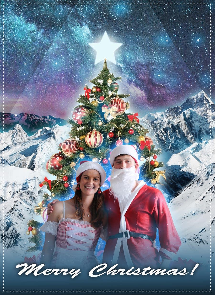 Inscrição nº                                         3                                      do Concurso para                                         Family Christmas Card - Have fun with it!