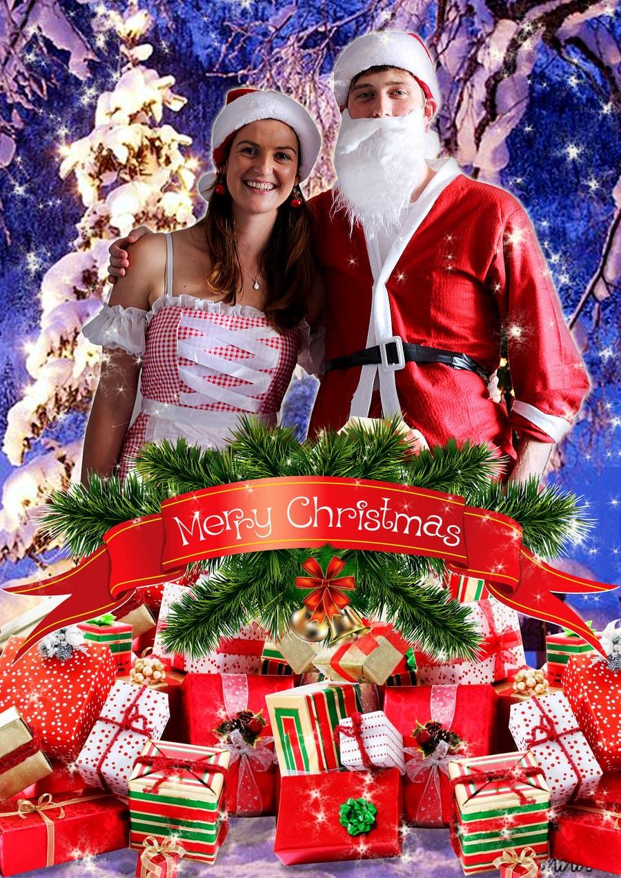 Inscrição nº                                         15                                      do Concurso para                                         Family Christmas Card - Have fun with it!
