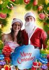 Illustrator Inscrição do Concurso Nº45 para Family Christmas Card - Have fun with it!