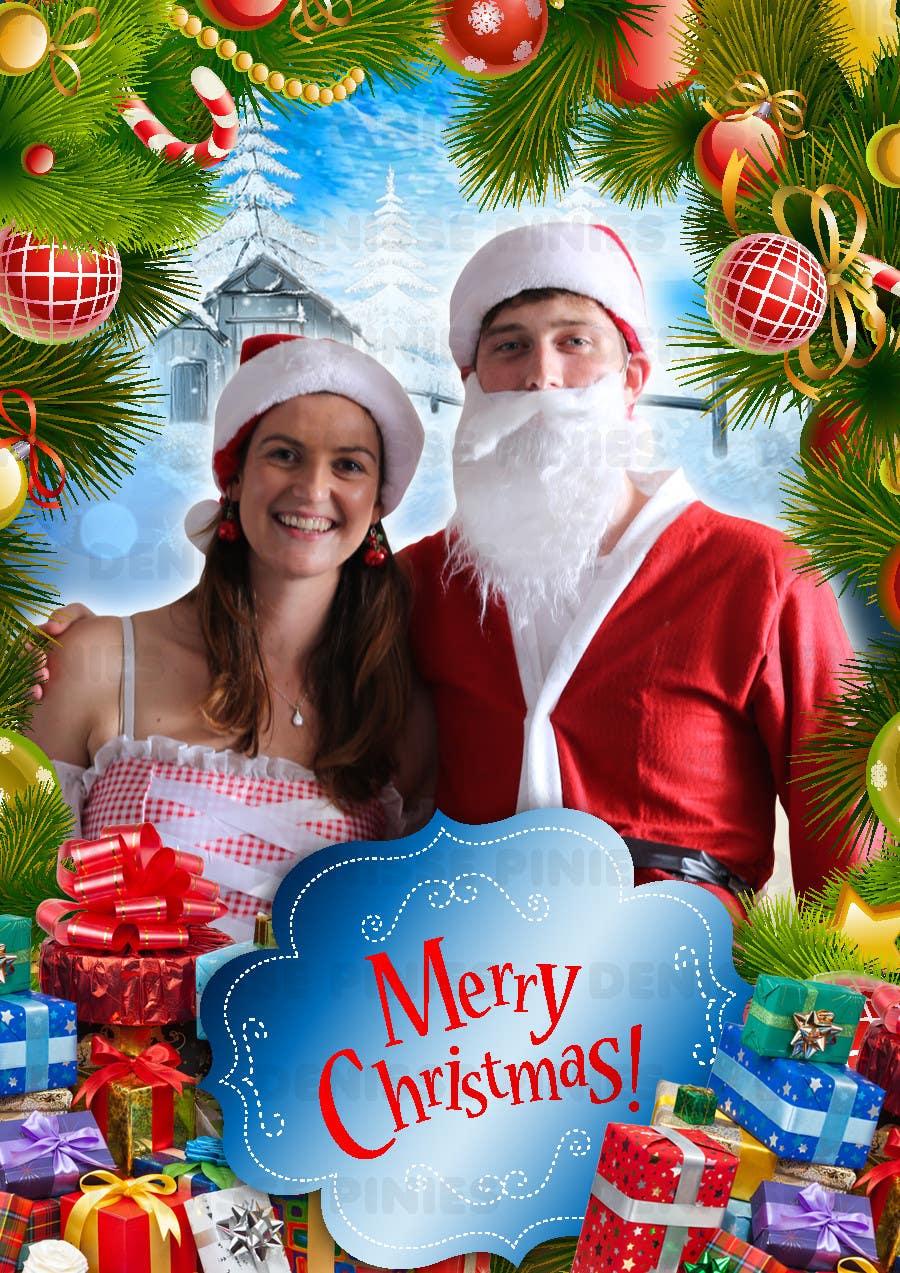 Inscrição nº                                         47                                      do Concurso para                                         Family Christmas Card - Have fun with it!