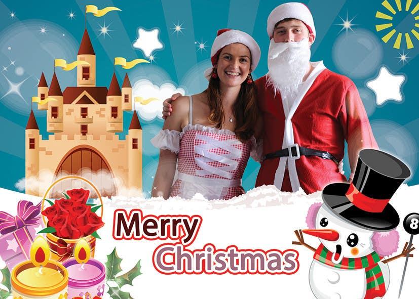 Inscrição nº                                         13                                      do Concurso para                                         Family Christmas Card - Have fun with it!