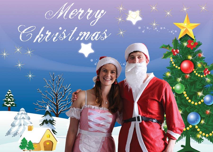 Inscrição nº                                         14                                      do Concurso para                                         Family Christmas Card - Have fun with it!