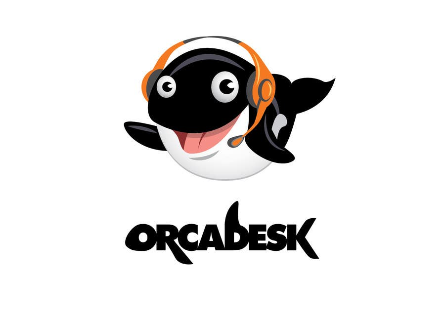 Konkurrenceindlæg #                                        25                                      for                                         Logo Design is required for software company called OrcaDesk. (related to support ticketing systems)