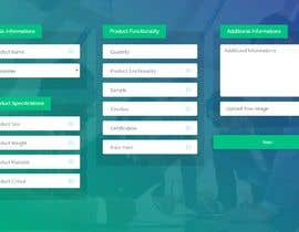 #7 for Design responsive web form by boushib