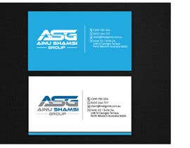 nº 250 pour Design the corporate identity for Ainu Shamsi group par designbox3