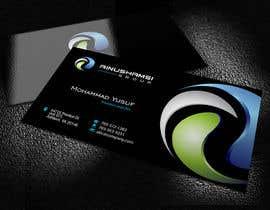 nº 248 pour Design the corporate identity for Ainu Shamsi group par timedsgn