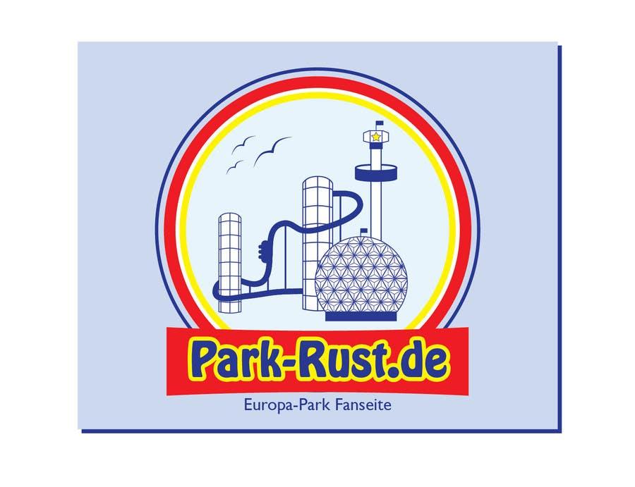 Proposition n°                                        19                                      du concours                                         Logo design for theme park fanpage