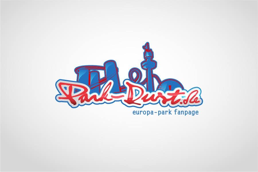 Proposition n°                                        90                                      du concours                                         Logo design for theme park fanpage