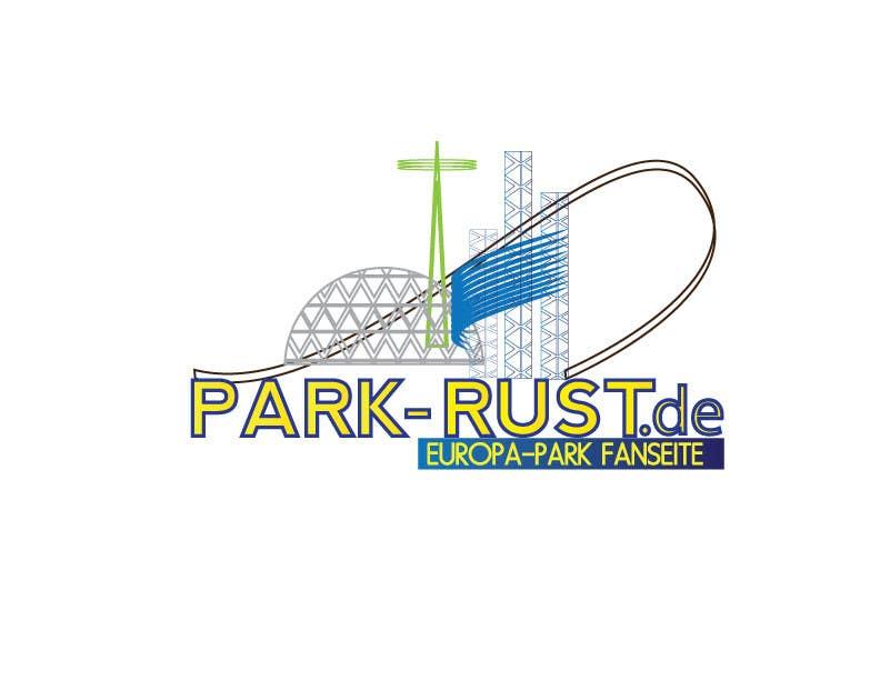 Proposition n°                                        21                                      du concours                                         Logo design for theme park fanpage