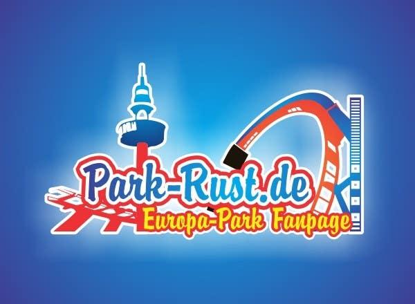 Proposition n°                                        36                                      du concours                                         Logo design for theme park fanpage