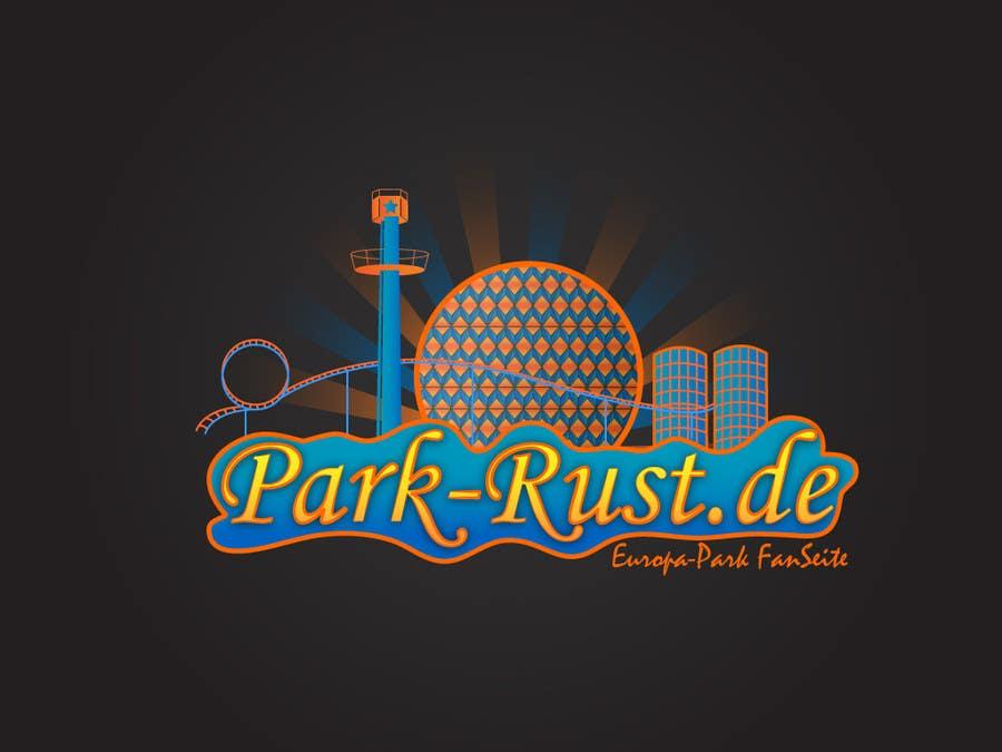 Proposition n°                                        60                                      du concours                                         Logo design for theme park fanpage
