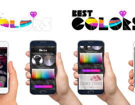 #4 för 'Best Colors' mobile website screens and logo av templatefreaks