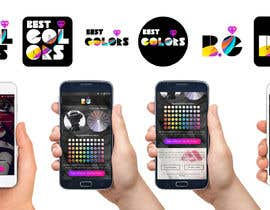 #9 för 'Best Colors' mobile website screens and logo av templatefreaks