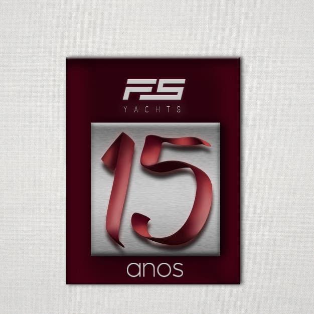 """Intrarea #82 pentru concursul """"Graphic Design for FS Yachts"""""""