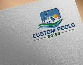 nº 109 pour Create a new logo for a pool company par Aemidesigns