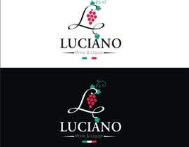 #111 for High End Classy Logo - Luciano Wine & Liquor by conceptmagic