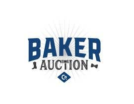 #76 para Logo Design - Baker Auction Co por Jevangood