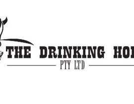 "#40 untuk Design a Logo for ""THE DRINKING HORSE PTY LTD"" oleh agnezi"