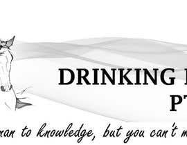 "#53 untuk Design a Logo for ""THE DRINKING HORSE PTY LTD"" oleh rdogan71"