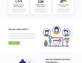 #24 for Design a Website Mockup for an app platform by IntelligentAppSl