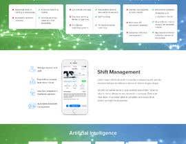 #29 for Design a Website Mockup for an app platform by xprtdesigner