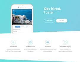 #28 for Design a Website Mockup for an app platform by BLKFORESTSTUDIOS