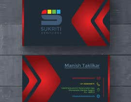 #90 for Design some Business Cards by Arsalank31
