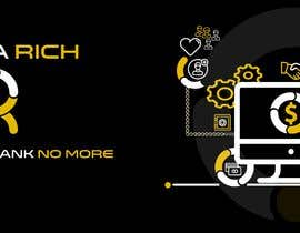 #23 for Banner design - Rosca Rich by latha1212