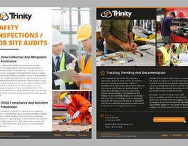 #54 untuk Design Multiple Brochures for a Safety Consulting Company oleh AthurSinai