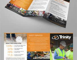 #57 untuk Design Multiple Brochures for a Safety Consulting Company oleh AthurSinai