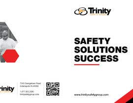 #58 untuk Design Multiple Brochures for a Safety Consulting Company oleh hirshri