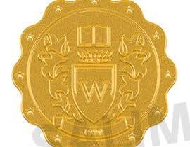 #6 untuk make my logo into gold foil oleh damiimad