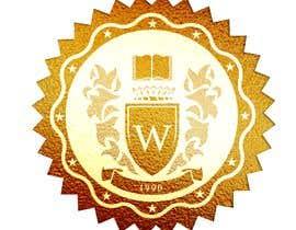 #1 untuk make my logo into gold foil oleh jillsfernandez