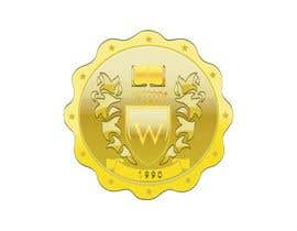 #34 for make my logo into gold foil by alina24032014