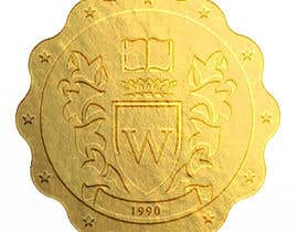 #12 untuk make my logo into gold foil oleh akhlaq74